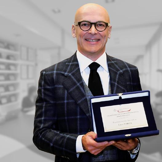 Carriera e storia di successo imprenditoriale   Luca Targa