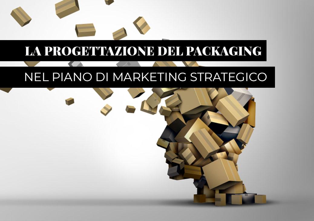Nel piano di marketing strategico che ruolo ha la progettazione del packaging?